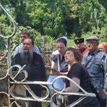Всесвятский некрополь: первая экскурсия, организованная местным приходом