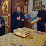 Всесвятский приход посетил епископ Северобайкальский Николай