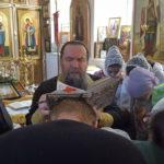Всесвятские паломники побывали в станице Крепостной