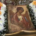 На престольном празднике в станице Крепостной